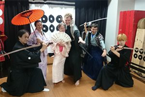 Japan Tatedo AssociationAwesome Samurai Ninja Experience