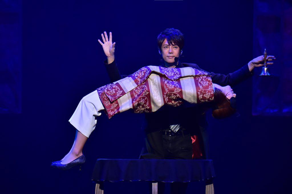イリュージョンミュージアム1周年記念!超人気マジシャン・メイガス氏が6/15(土)に特別ショーを開催!!